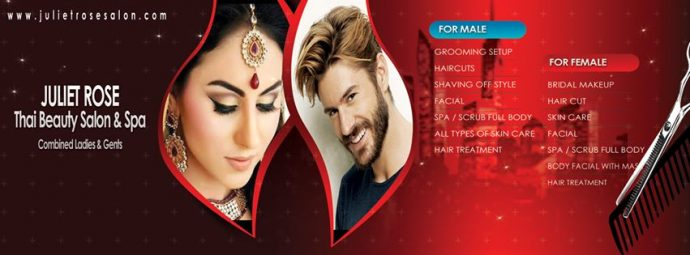 Male Beautification and the Beauty Salon